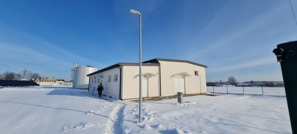Stacja Uzdatniania Wody w Kłopotach Stanisławach